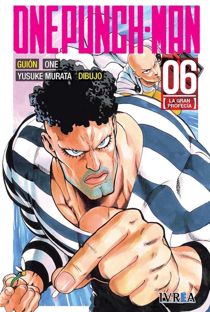 ONE PUNCH-MAN 06 (COMIC)