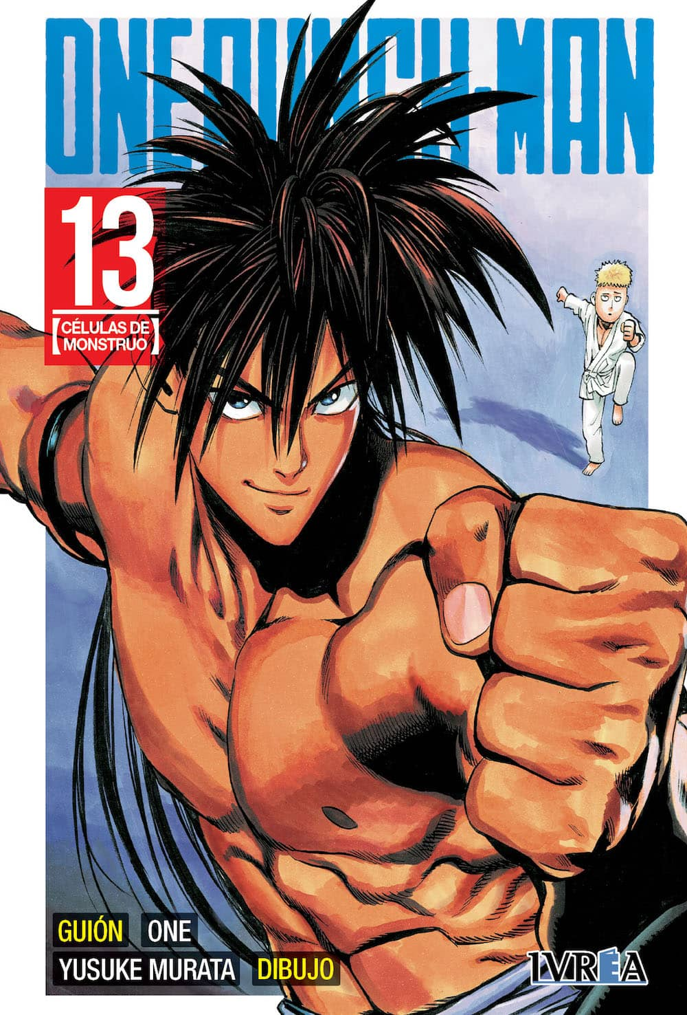 ONE PUNCH-MAN 13 (COMIC)