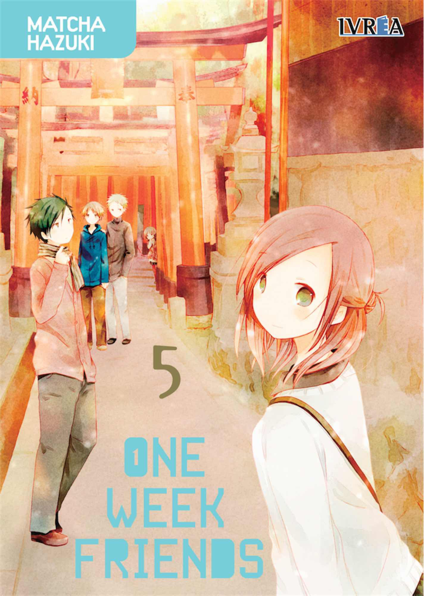 ONE WEEK FRIENDS 05