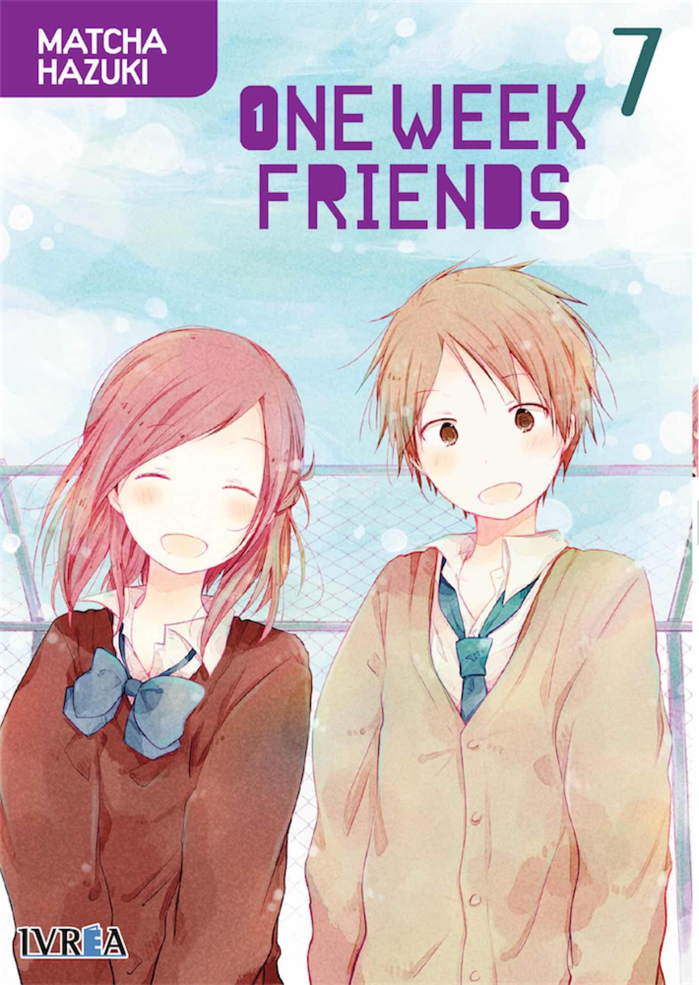 ONE WEEK FRIENDS 07