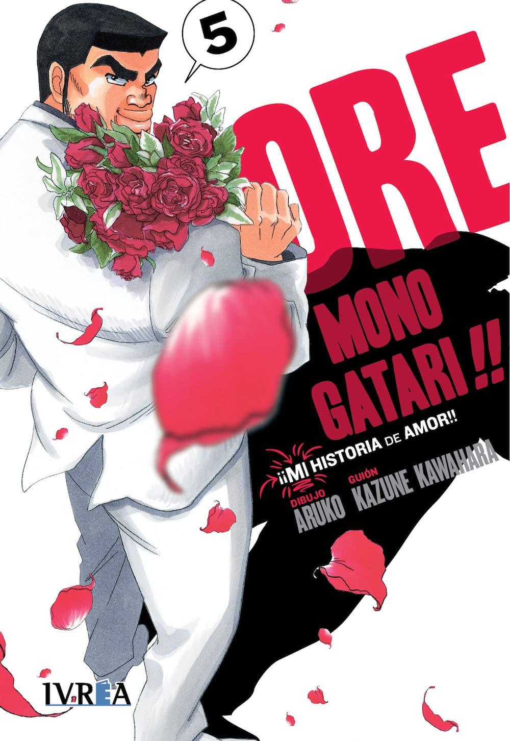 ORE MONOGATARI!! MI HISTORIA DE AMOR 05