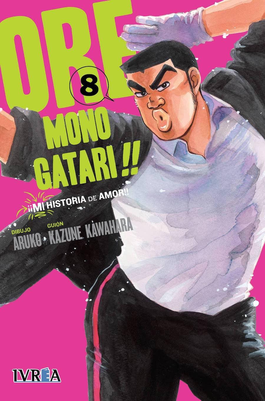 ORE MONOGATARI!! MI HISTORIA DE AMOR 08