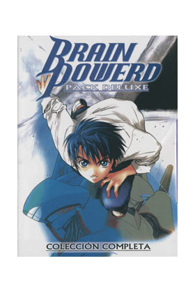 PACK BRAIN POWERD (COL. COMPLETA) (4 TOMOS)