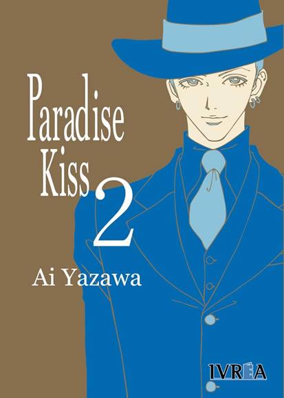 PARADISE KISS 02 (COMIC)