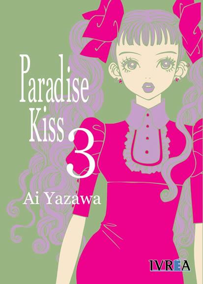 PARADISE KISS 03 (COMIC)