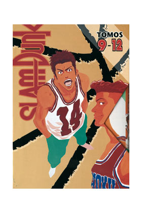 PACK SLAM DUNK 03 (09-12)