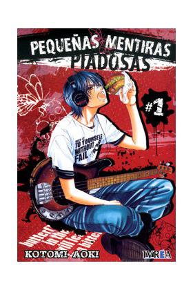 PEQUEÑAS MENTIRAS PIADOSAS 01  (COMIC)