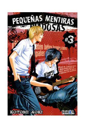 PEQUEÑAS MENTIRAS PIADOSAS 03  (COMIC)