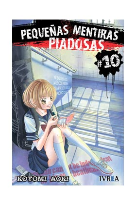 PEQUEÑAS MENTIRAS PIADOSAS 10 (COMIC)