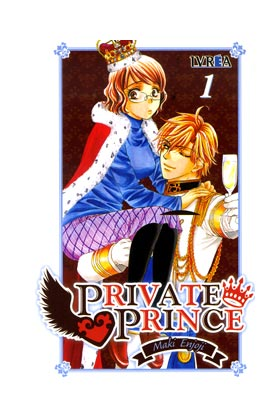 PRIVATE PRINCE 01 (COMIC)