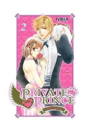 PRIVATE PRINCE 02 (COMIC)
