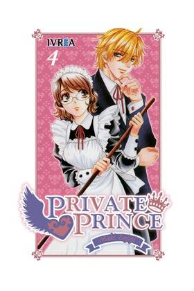PRIVATE PRINCE 04 (COMIC)