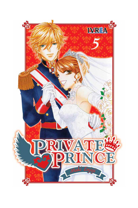 PRIVATE PRINCE 05 (COMIC) (ULTIMO NUMERO)
