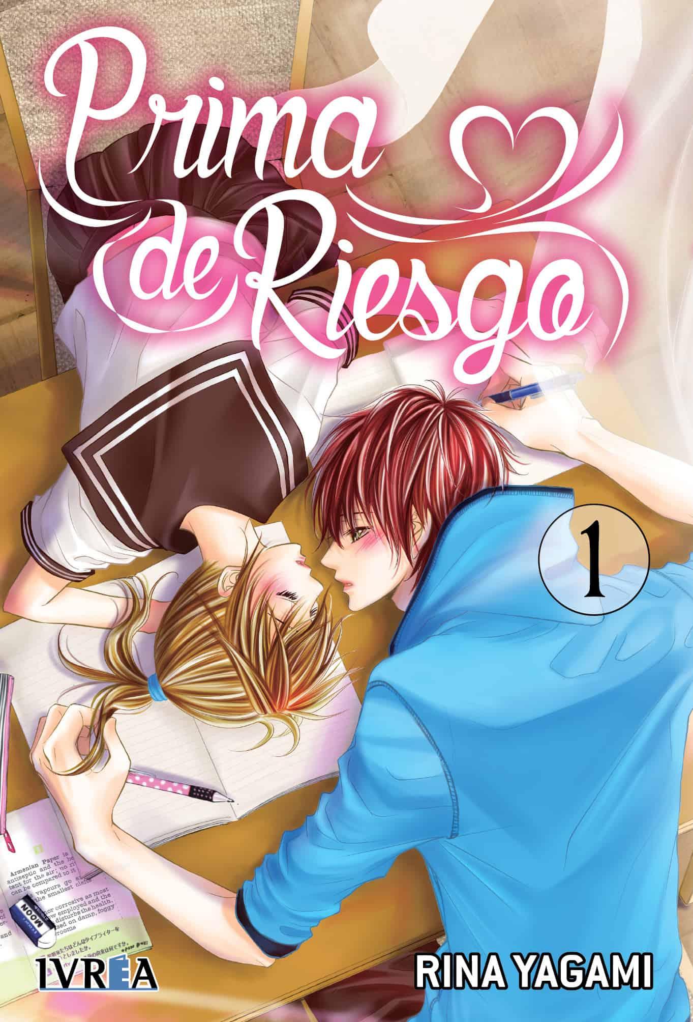 PRIMA DE RIESGO 01 (COMIC)