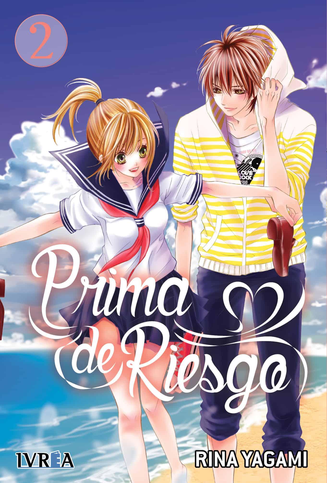 PRIMA DE RIESGO 02 (COMIC)