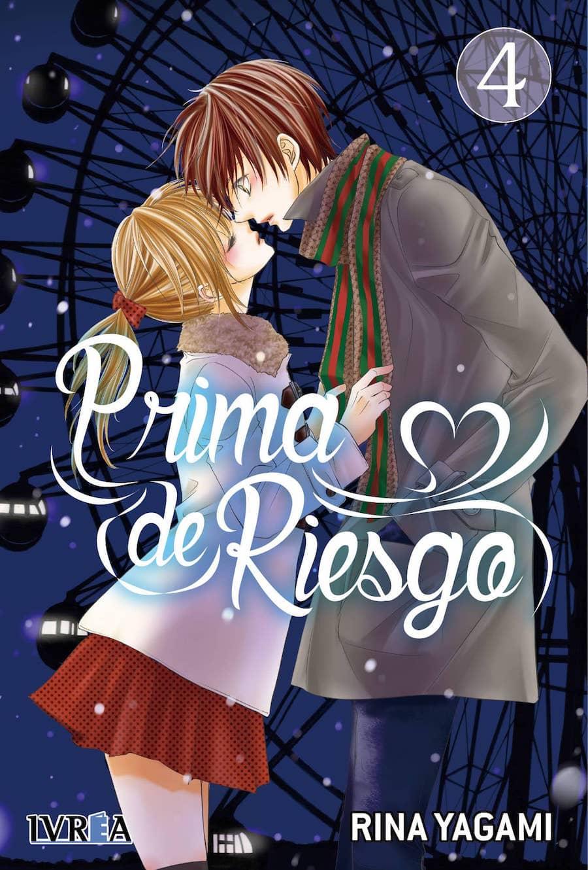PRIMA DE RIESGO 04 (COMIC)