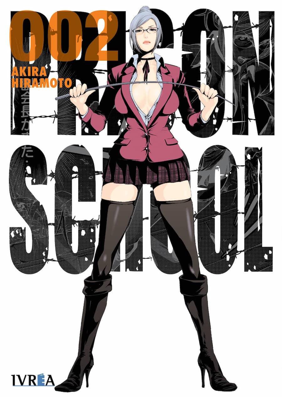 PRISON SCHOOL 02 (COMIC)