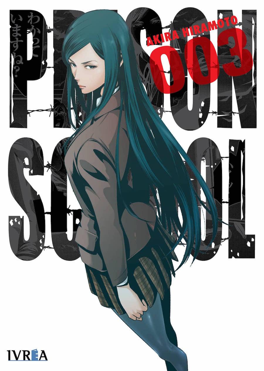PRISON SCHOOL 03 (COMIC)