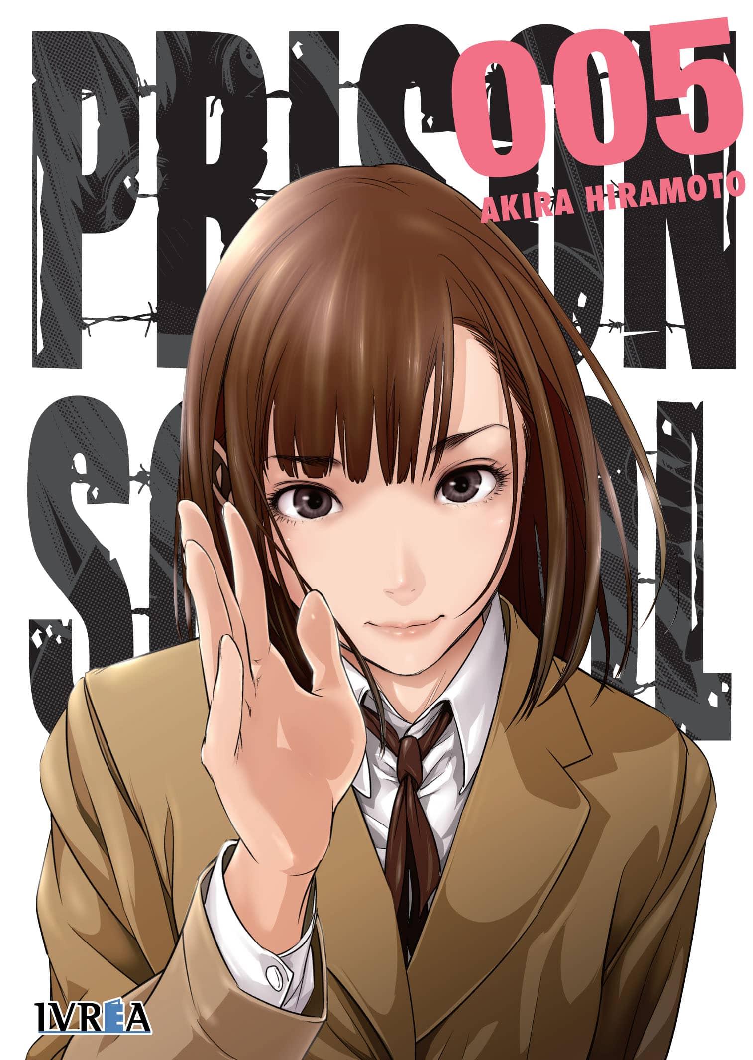 PRISON SCHOOL 05 (COMIC)