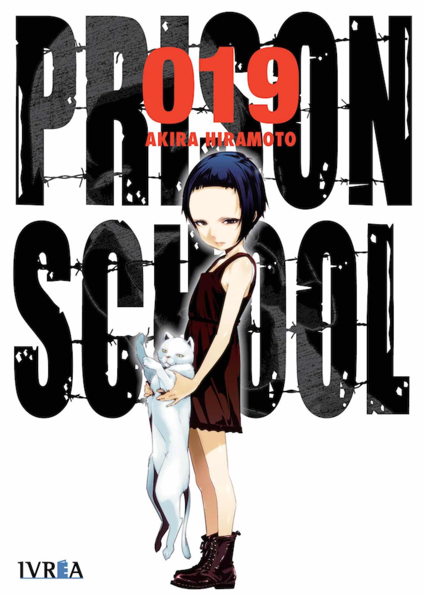 PRISON SCHOOL 19 (COMIC)