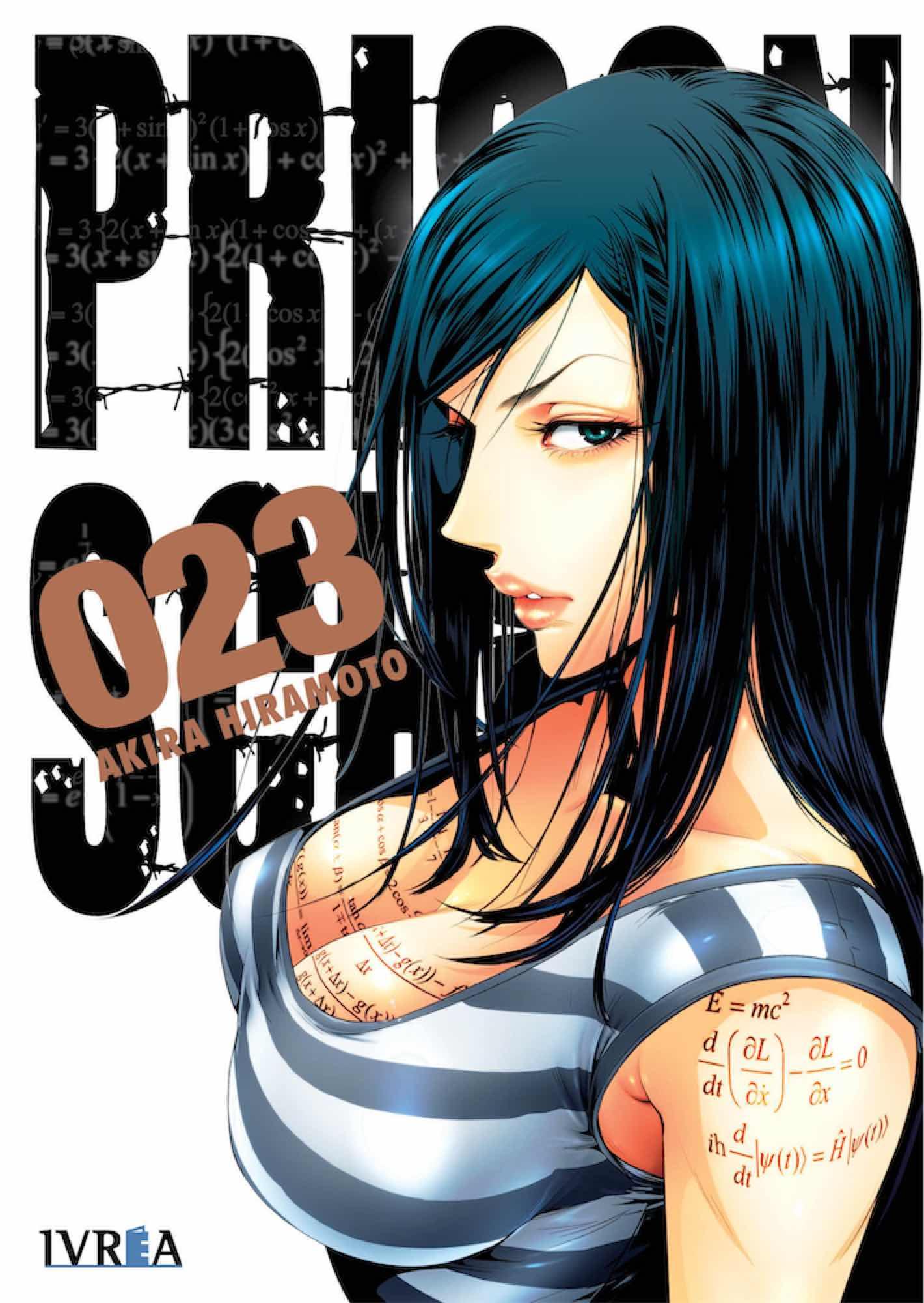 PRISON SCHOOL 23 (COMIC)