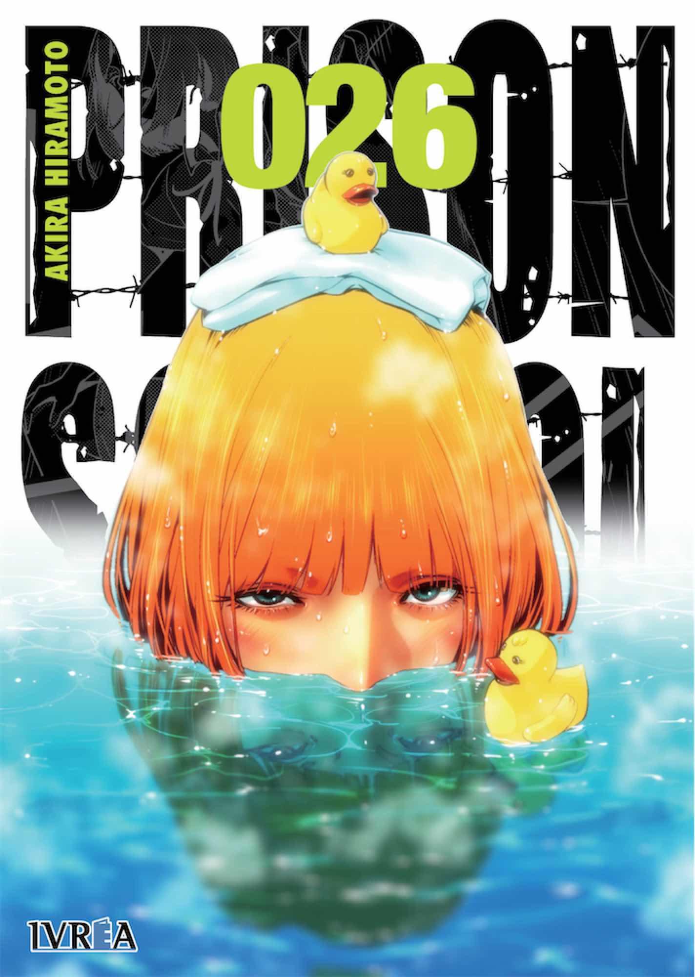 PRISON SCHOOL 26 (COMIC)