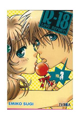 R-18 LOVE REPORT 03 (COMIC)
