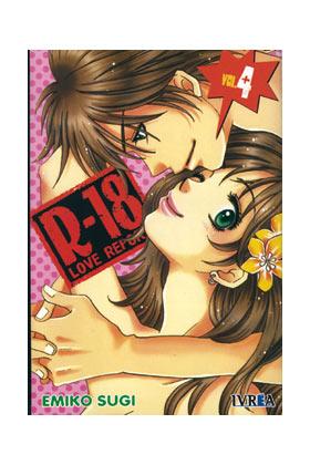 R-18 LOVE REPORT 04 (COMIC) (ULTIMO)