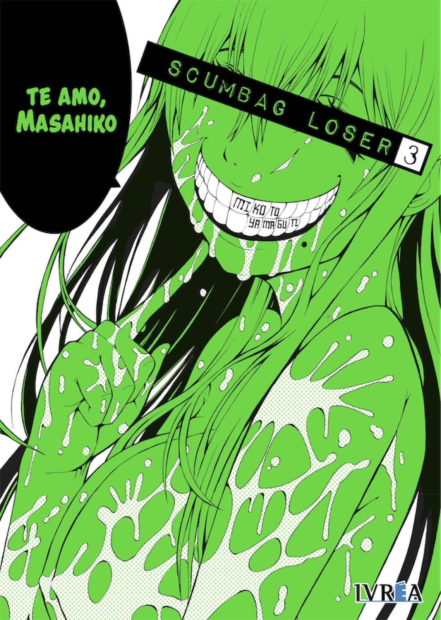 SCUMBAG LOSER 03 (COMIC)