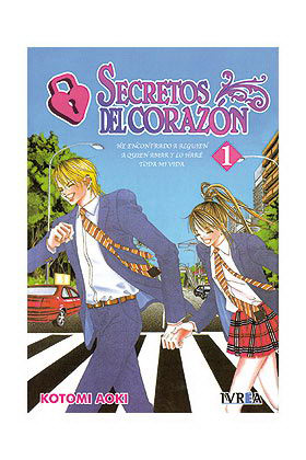 SECRETOS DEL CORAZON 01 (COMIC)