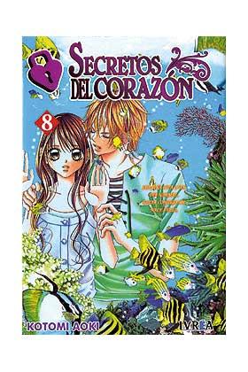 SECRETOS DEL CORAZON 08 (COMIC)