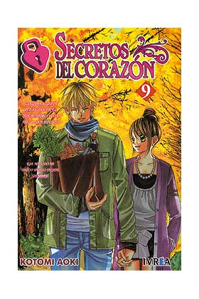 SECRETOS DEL CORAZON 09 (COMIC)