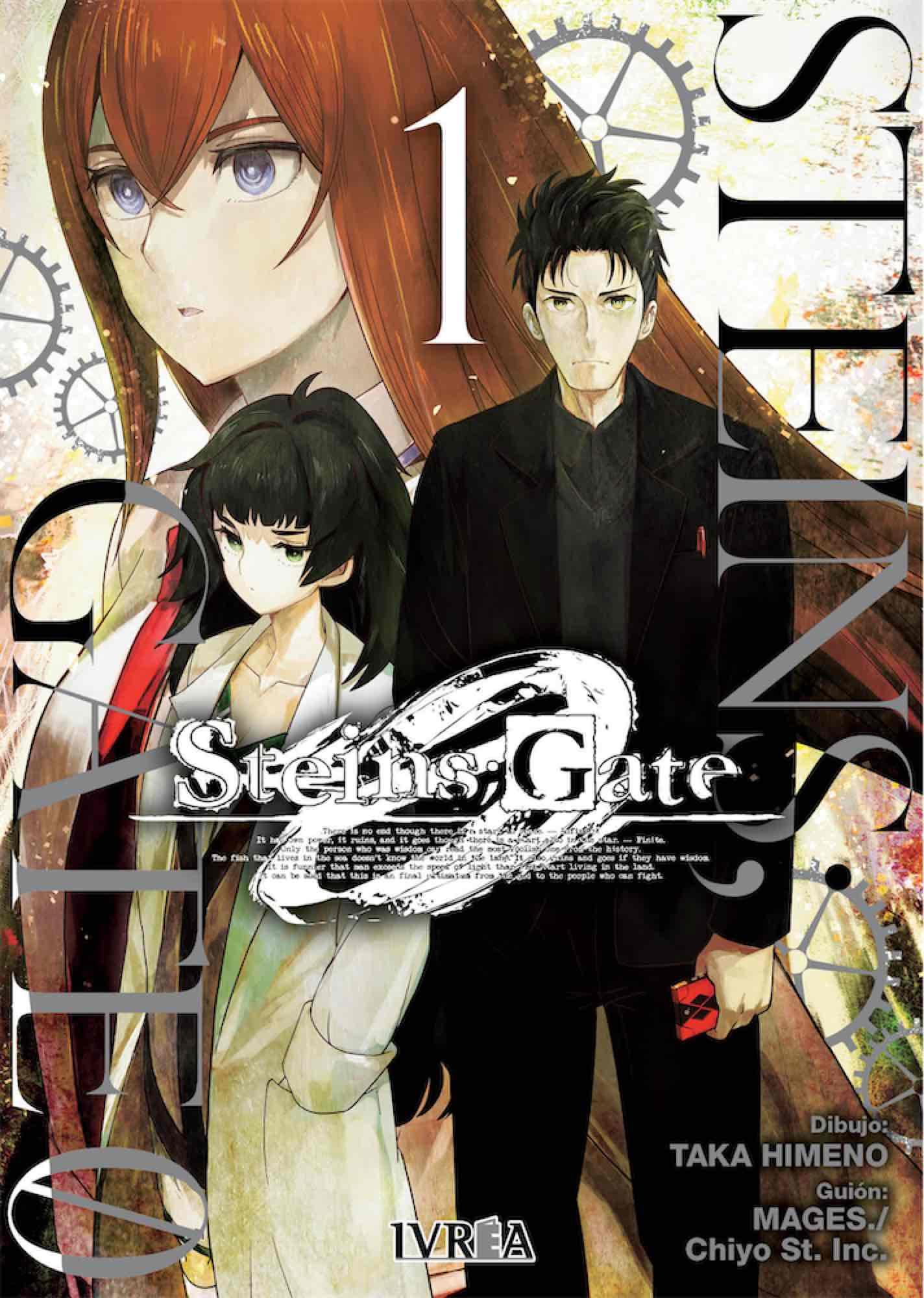 STEINS;GATE ZERO 01