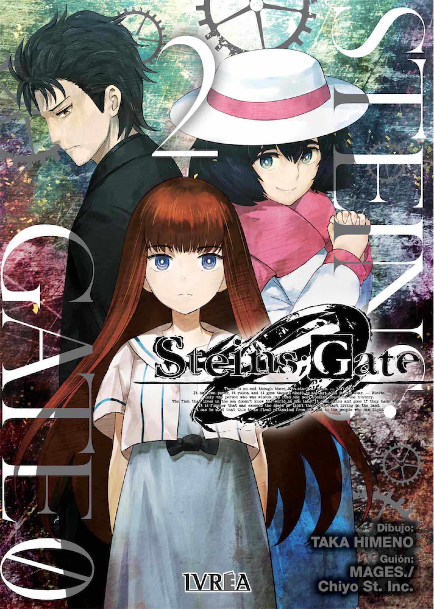 STEINS;GATE ZERO 02