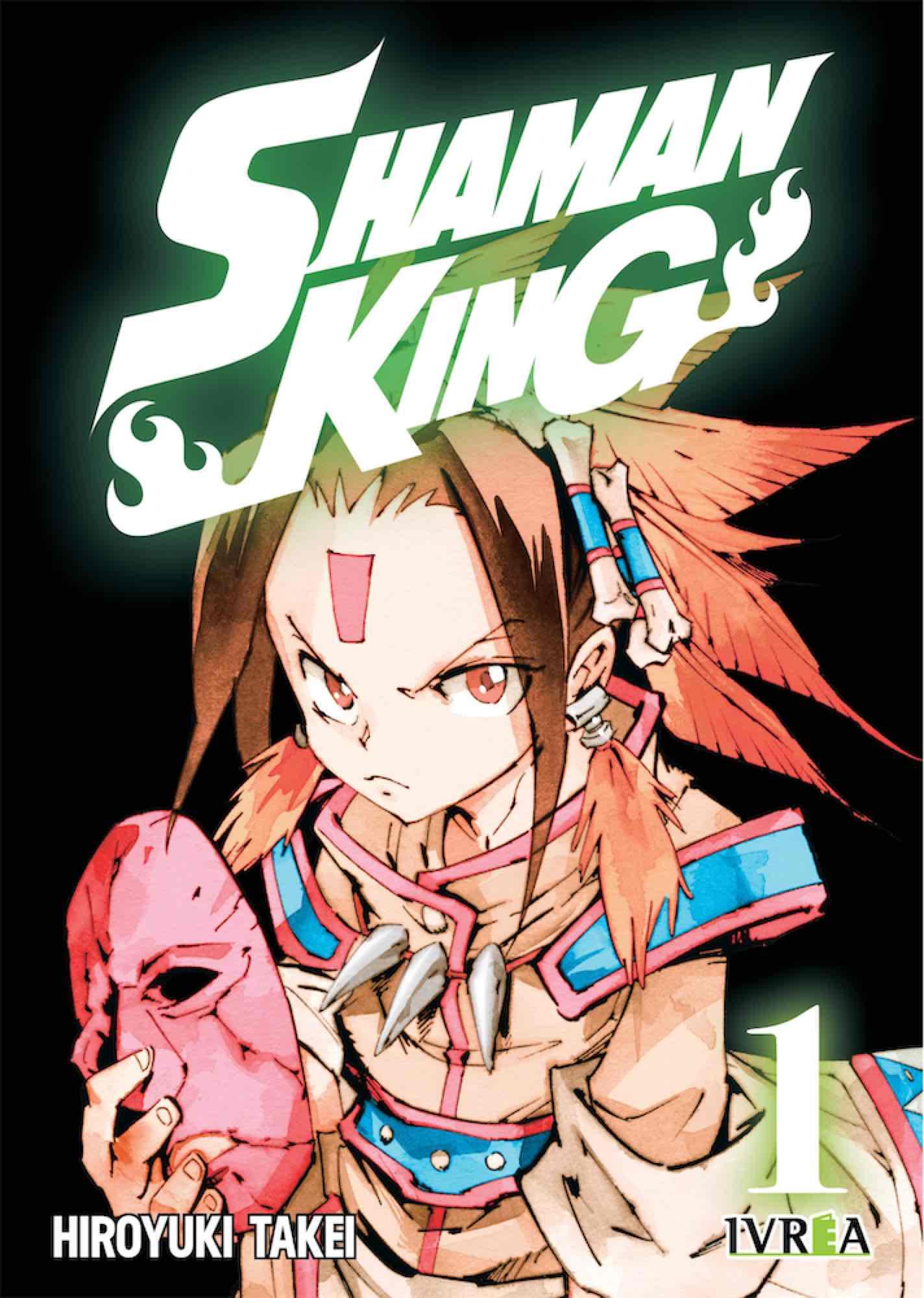 SHAMAN KING 01