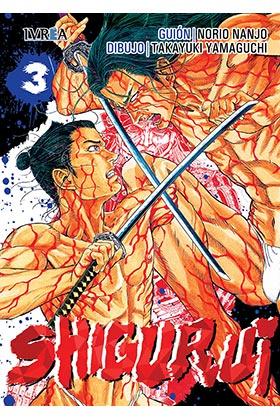 SHIGURUI 03  (NUEVA EDICION)