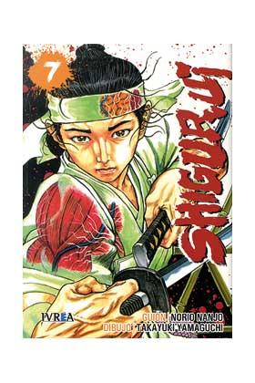 SHIGURUI 07  (NUEVA EDICION)