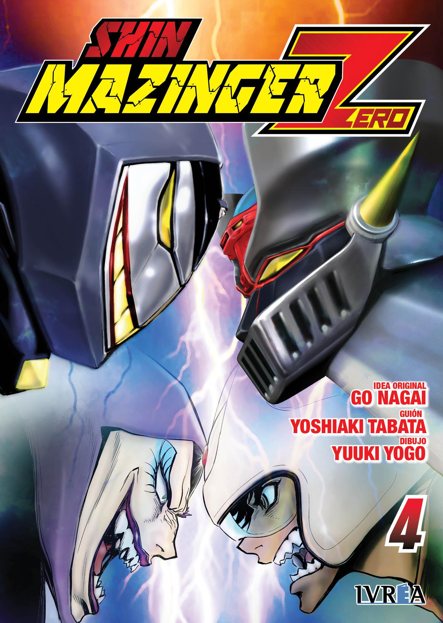 SHIN MAZINGER ZERO 04