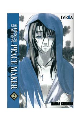 SHINSEN GUMI IMON PEACEMAKER 02 (COMIC)