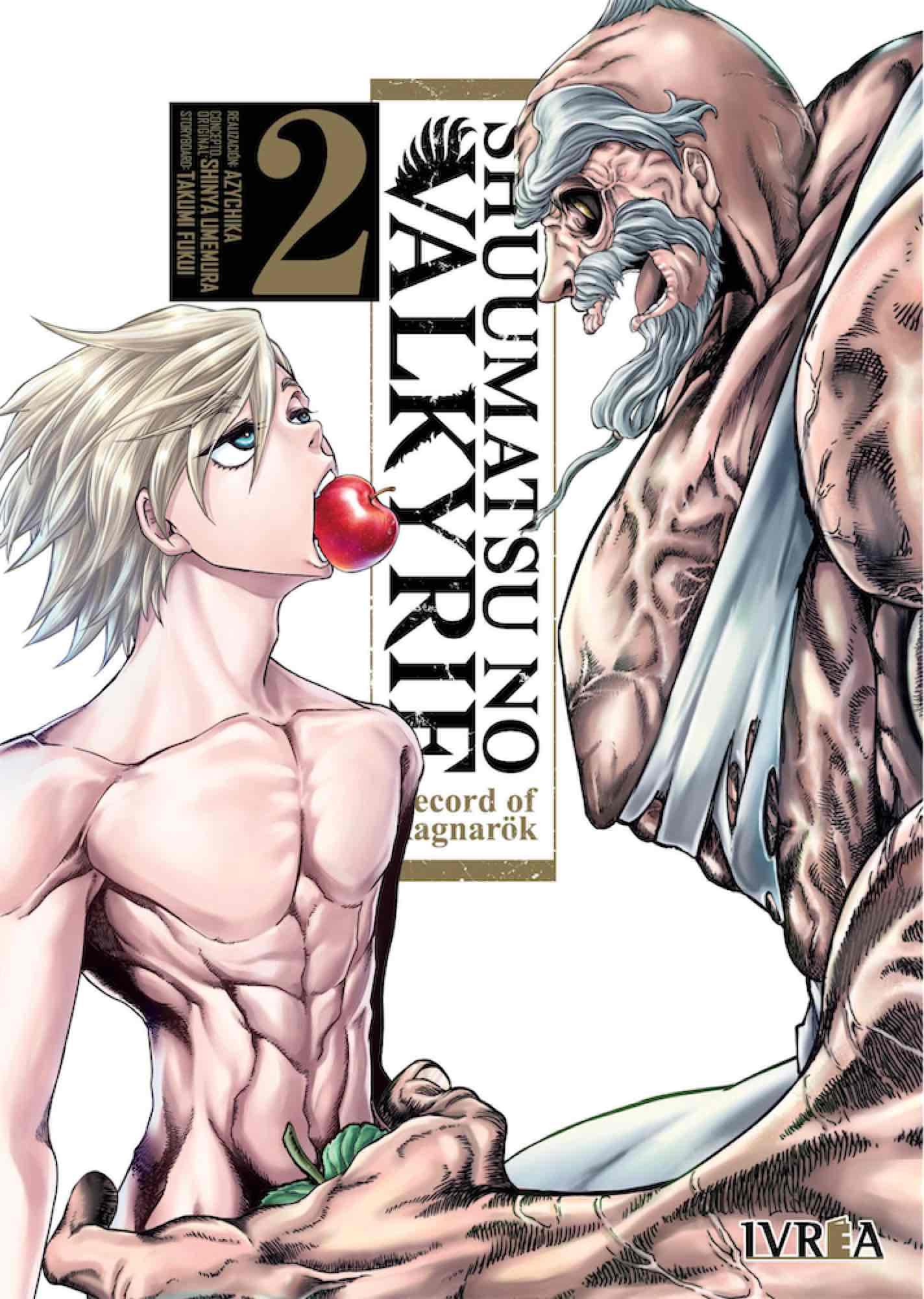 SHUUMATSU NO VALKYRIE. RECORD OF RAGNAROK 02