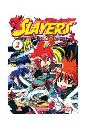 SLAYERS: LIGHT MAGIC 02 (COMIC)