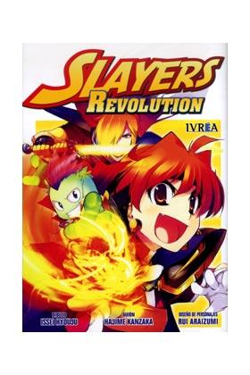 SLAYERS REVOLUTION (COMIC) (TOMO UNICO)