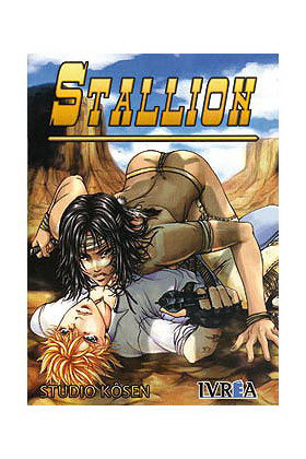 STALLION (COMIC) (TOMO UNICO)