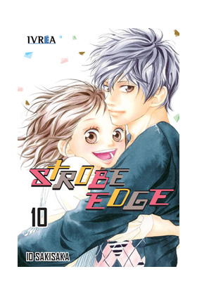 STROBE EDGE 10 (COMIC) (ULTIMO TOMO)