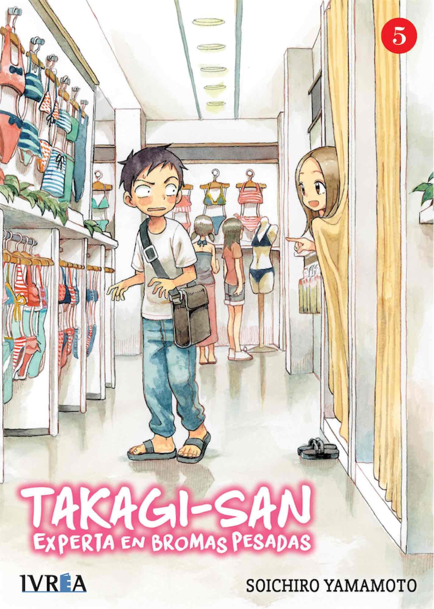 TAKAGI-SAN EXPERTA EN BROMAS PESADAS 05