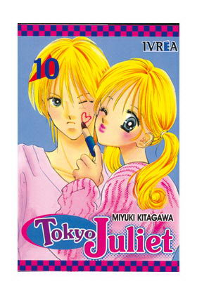TOKYO JULIET 10 (COMIC)