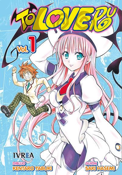 TO LOVE RU 01 (COMIC)