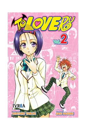 TO LOVE RU 02 (COMIC)