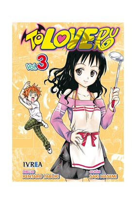 TO LOVE RU 03 (COMIC)