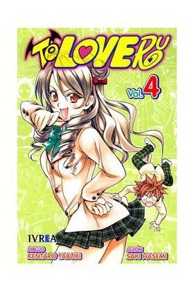 TO LOVE RU 04 (COMIC)